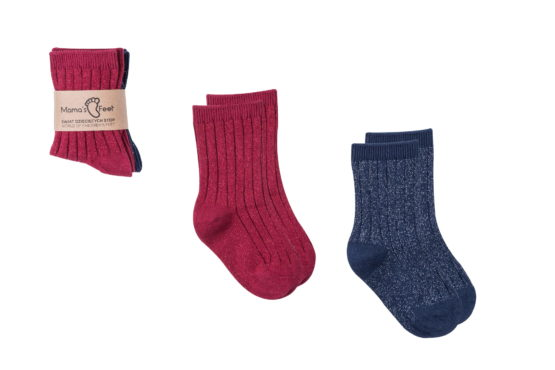 Mama's Feet – Skarpetki gwiazdkowe