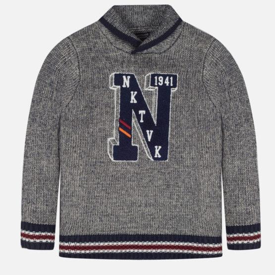 MAYORAL – Sweter z kołnierzykiem