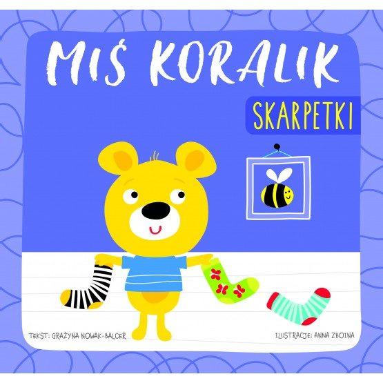 Miś Koralik – Skarpetki