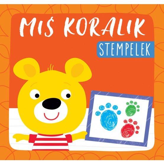 Miś Koralik – Stempelek