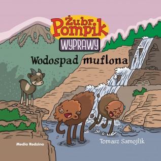 Żubr Pompik – Wyprawy – Wodospad muflona