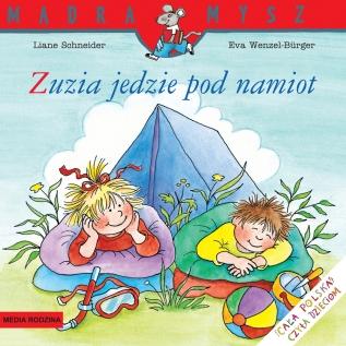 Mądra Mysz – Zuzia jedzie pod namiot