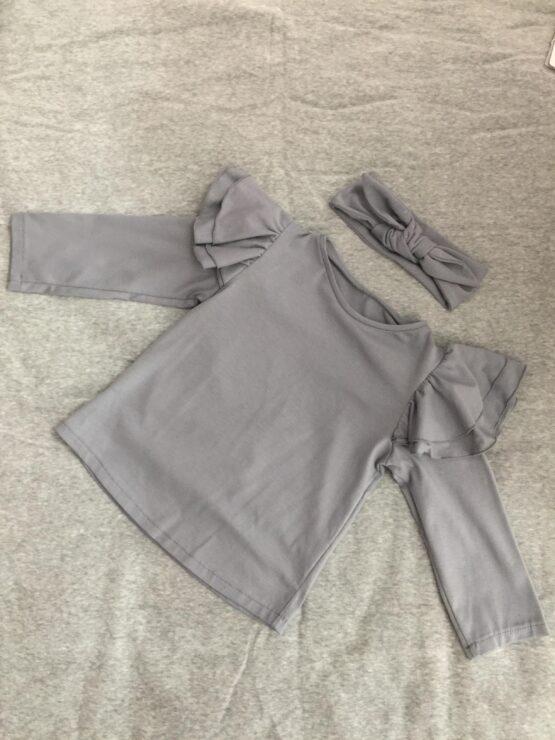 Handmade – Szara bluzeczka