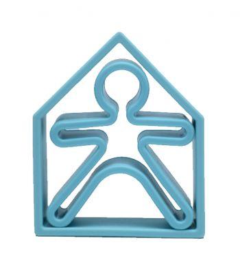 DENA Kid + House BLUE PASTEL