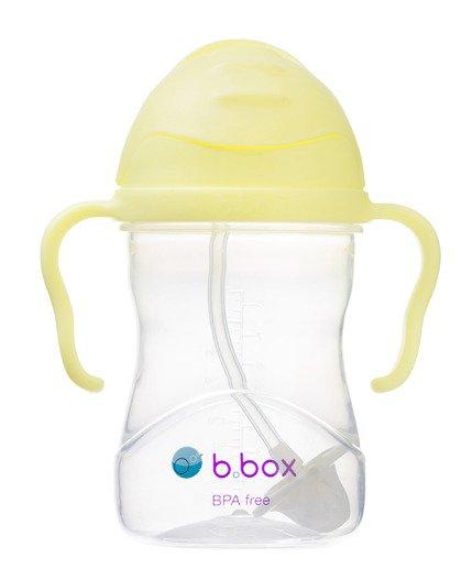 b.box – Bidon ze słomką 240ml – banana split