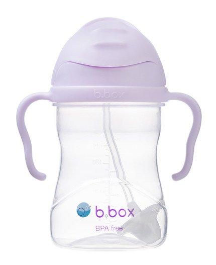 b.box – Bidon ze słomką 240 ml – Boysenberry