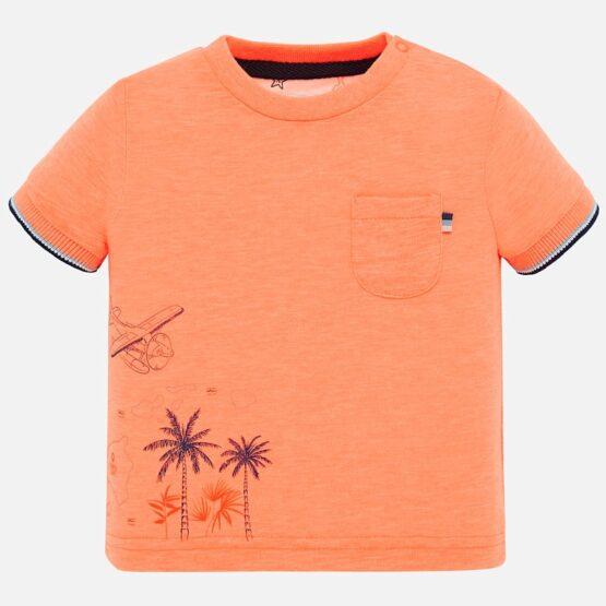 MAYORAL – Koszulka z kieszonką