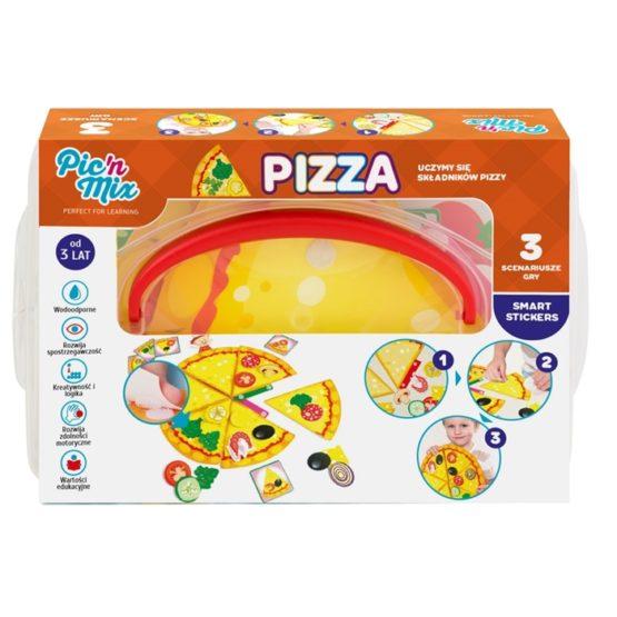 PicnMix – Gra Edukacyjna Pizza
