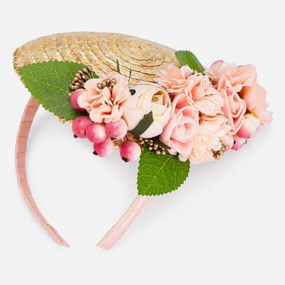 MAYORAL – Opaska z kwiatami