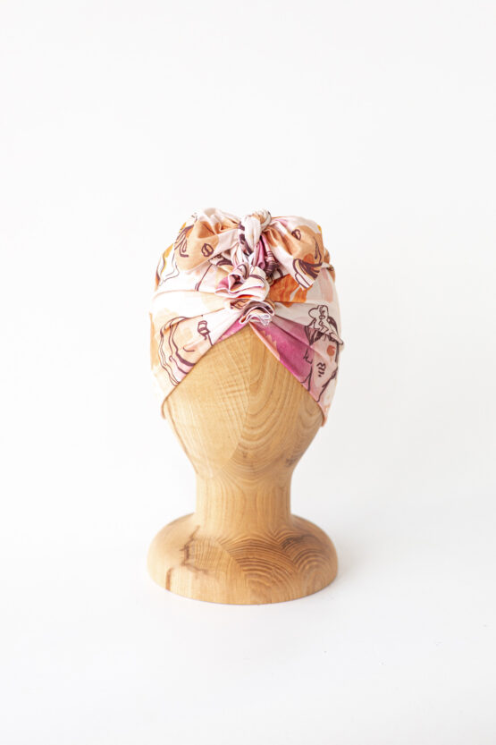 Looks By Luks – Turban No.1  Fearless Females
