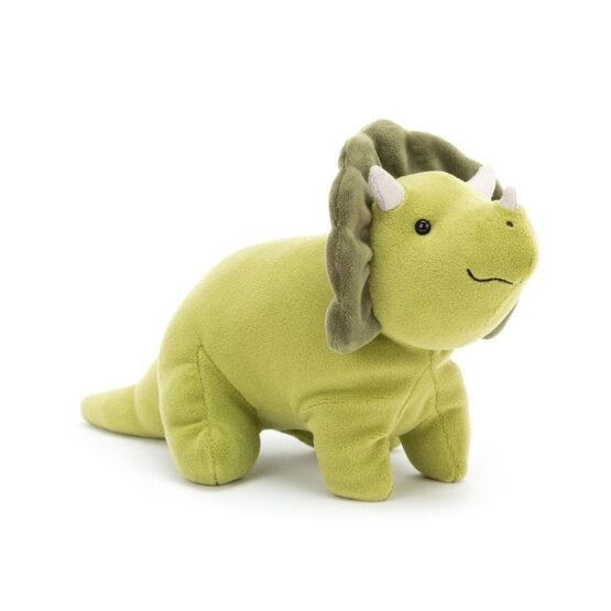 JellyCat – Mellow Triceratops 18cm