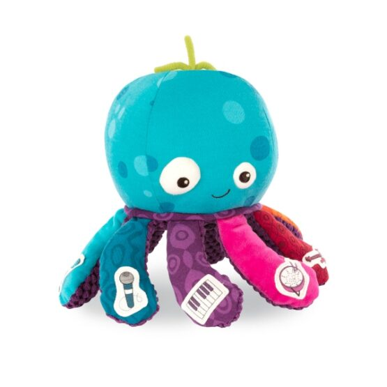B.toys – Under the Sea Jamboree – muzyczna ośmiornica