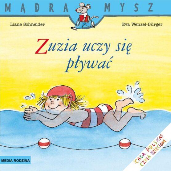 Mądra Mysz – Zuzia uczy się pływać