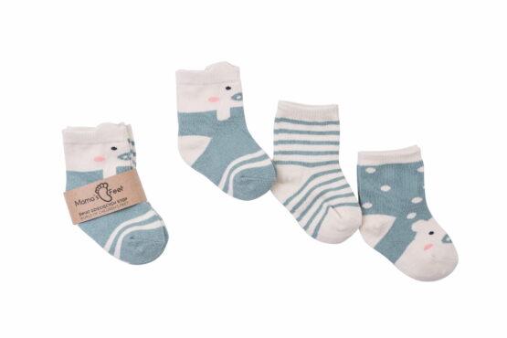 Mama's Feet – Skarpetki – Przebiegłe świnki