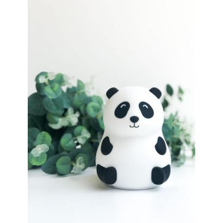 Rabbit&Friends – Lampka silikonowa – Panda