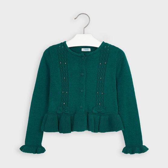 MAYORAL – Sweterek zielony