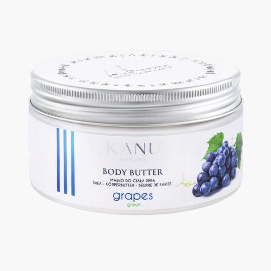 Masło do ciała – winogrono greckie 190g