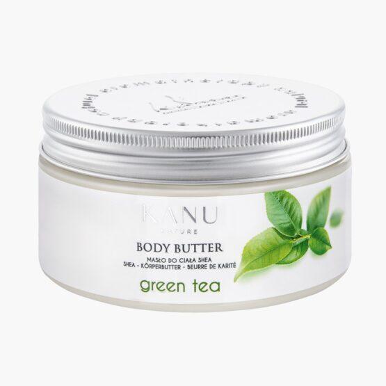 Masło do ciała – zielona herbata 190g