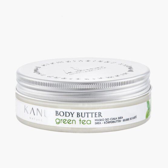 Masło do ciała – zielona herbata 50g