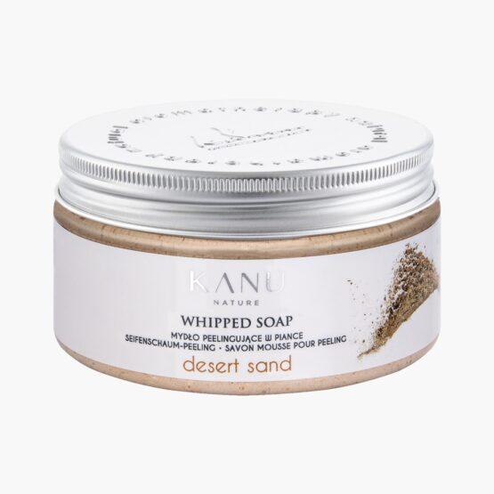 Mydło peelingujące w piance – piasek pustyni 60 g
