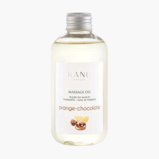 Olejek do masażu – pomarańczowo – czekoladowy 200 ml
