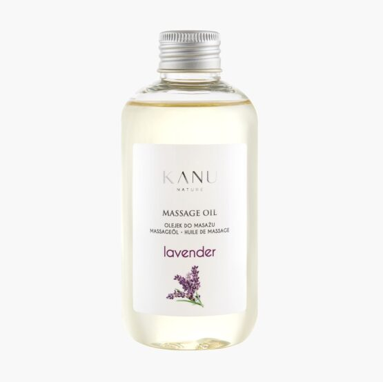 Olejek do masażu – lawenda i drzewo sandałowe 200 ml