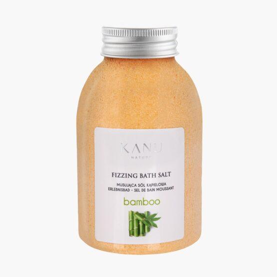 Sól musująca – bambus 250 g