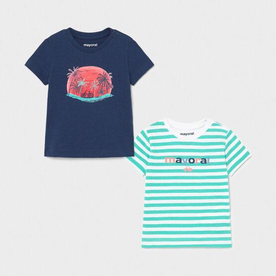MAYORAL – Komplet koszulek 2szt