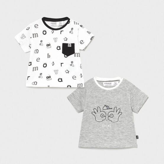 MAYORAL – Zestaw koszulek 2szt