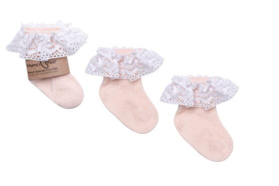 Mama's Feet – Skarpetki Vintage Love – morela
