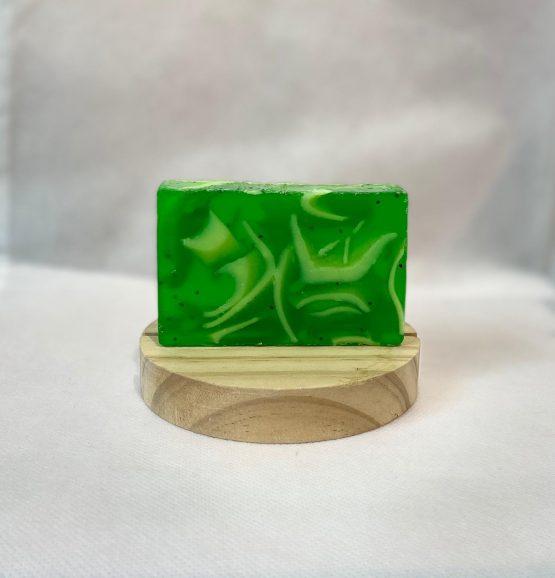 Kanu – Mydło glicerynowe zielona herbata
