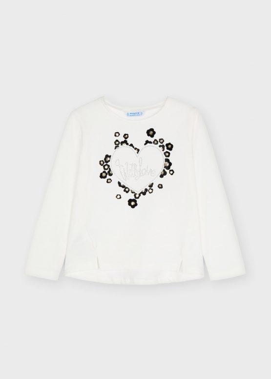MAYORAL – Bluzka serce