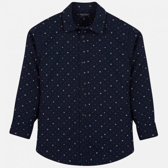 MAYORAL – Koszula elegancka we wzorek